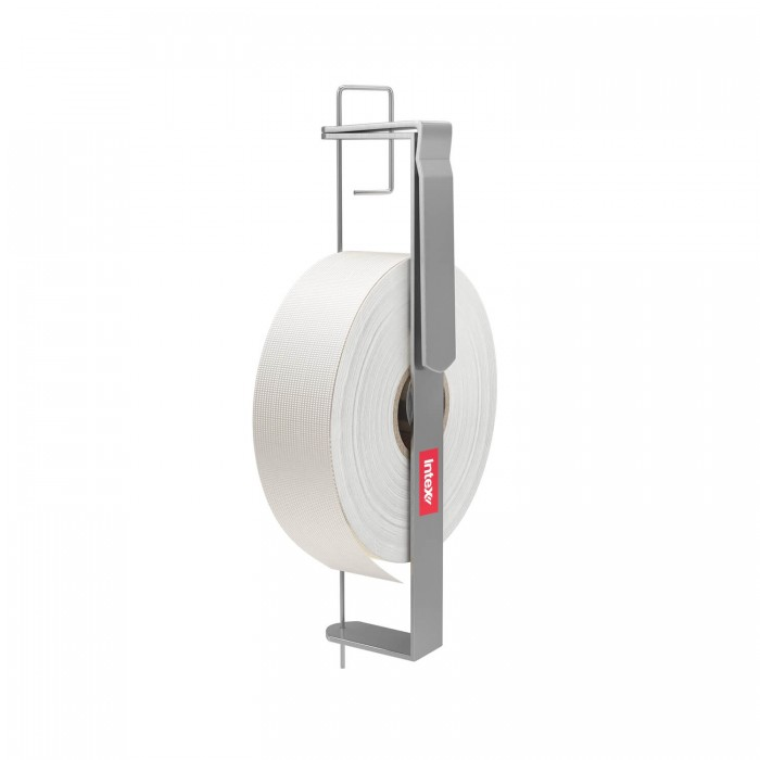 InteX PlasterX Steel Skeleton Paper Tape Dispenser