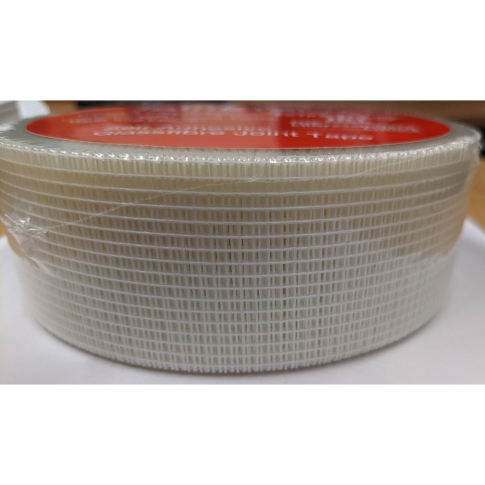 48mm Drywall Fibre Mesh Joint / Scrim Tape 90m 1 Roll