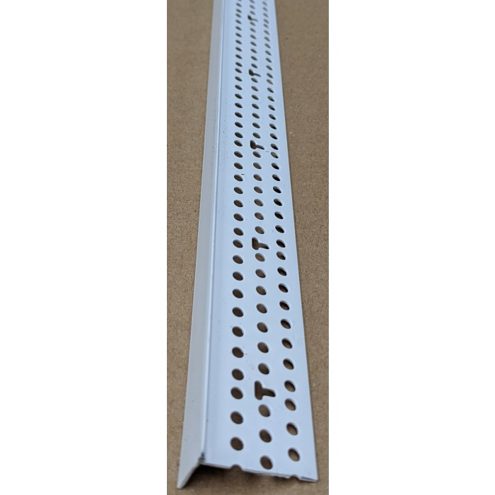 Trim-Tex Architectural L Bead 12.7mm x 28.5mm x 3m 1 Length AS3210