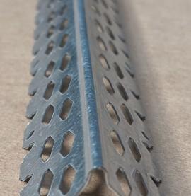 Protektor 3mm Galvanised Corner Bead 3.0M (box 50)