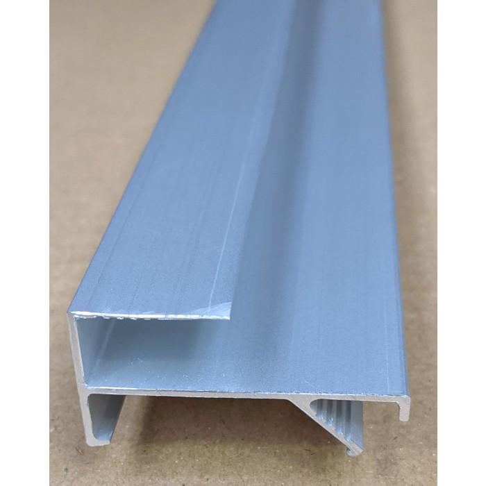 Protektor LED Aluminium Shadow Profile 26mm x 50mm x 1.5m 1 Length