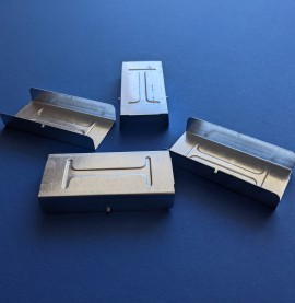 Protektor Galvanised Steel CD Profile PP1 Connector Joining Piece Box 50
