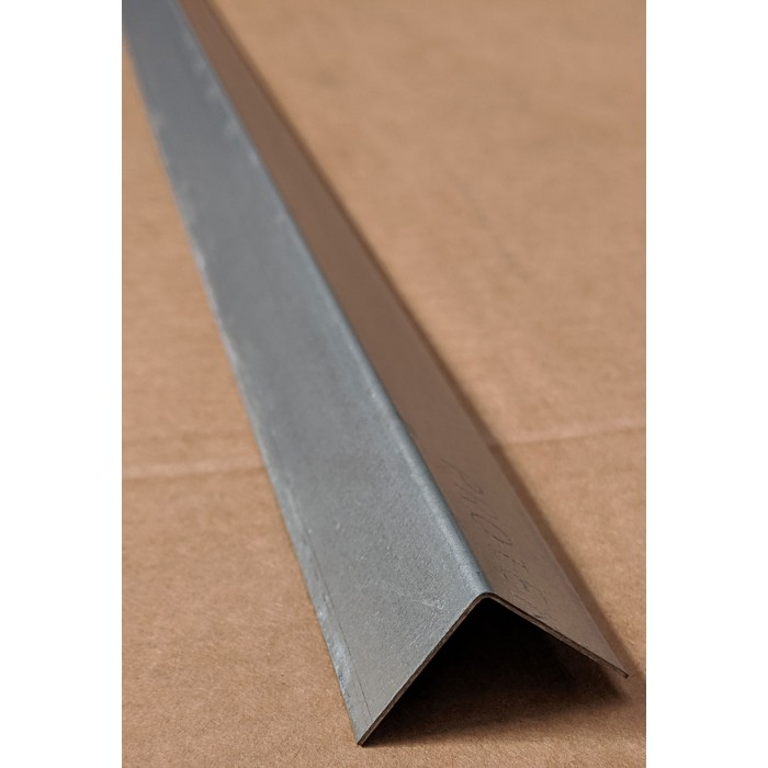 Protektor 25mm x 25mm x 3.56m 0.8mm Galvanised Steel Angle Profile 1 Length