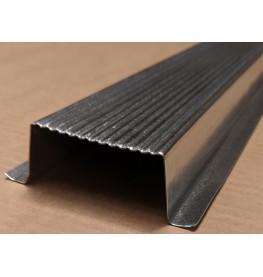 Protektor MF5 47x26mm 3.6m Galvanised Steel Furring Channel 1 Length