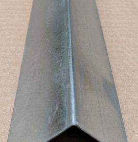 Protektor 50mm x 50mm 3.6mm Galvanised Steel Angle Profile 1 Length