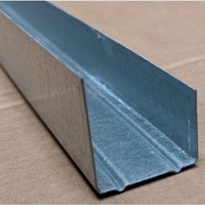 Protektor MF6 Galvanised Steel Perimeter Profile 19mm x 27mm x 28mm x 3.6m 1 Length