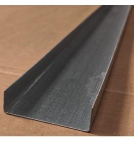 Protektor MF7 Galvanised Steel Primary Profile 12mm x 45mm x 3.6m 1 Length