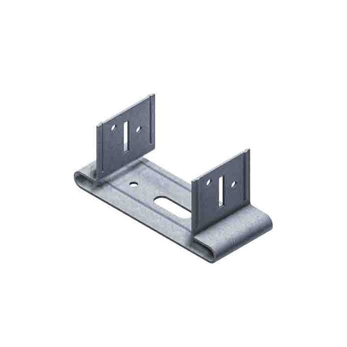 Protektor Adjustable Galvanised Steel Pivot Bracket for CD Profiles 60 x 27 x 60mm
