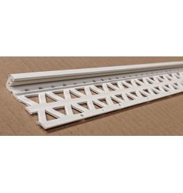 Ivory 6 - 8mm Render Depth PVC Stop Bead 42mm x 2.5m 1 Length