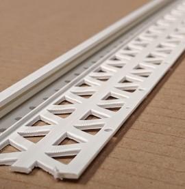 Wemico 10-12mm Render Depth Ivory PVC Stop Bead 3m 1 Length