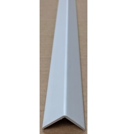 Trim-Tex White 25mm x 25mm x 3.05m PVC Corner Guard 1 Length