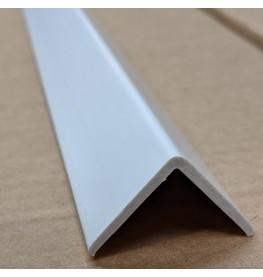 Trim-Tex White 25mm x 25mm x 2.4m PVC Corner Guard 1 Length