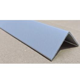 Trim-Tex Silver 38.1mm x 38.1mm x 1.2m PVC Corner Guard 1 Length
