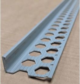 Renderplas Slate PVC 15mm - 17mm x 40mm x 3.8mm x 2.5m Stop Bead 1 Length