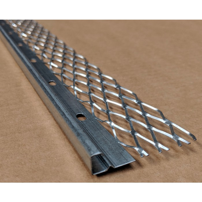 Protektor 10mm Galvanised Steel Stop Bead 3m box 50