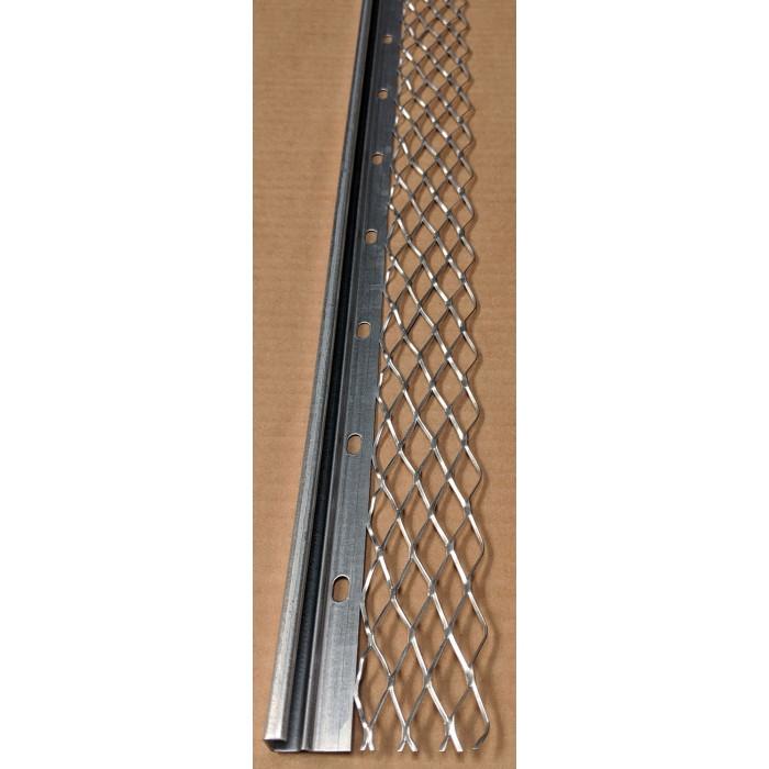 Protektor 10mm Galvanised Steel Stop Bead 3m 1 Length