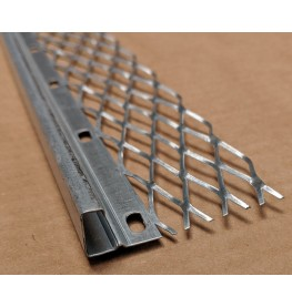 Protektor 13mm Galvanised Steel Stop Bead 3m Box 50