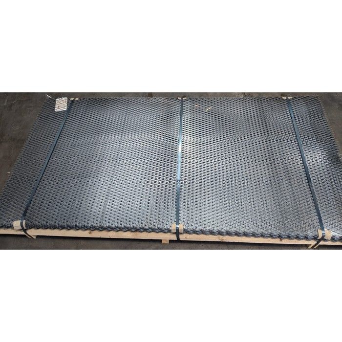 Mild Steel Security Mesh 2500mm x 1250mm x 1.25mm Thick 1 Sheet
