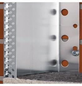 Aluminium Stop Track Profile 1 Length 2.5m