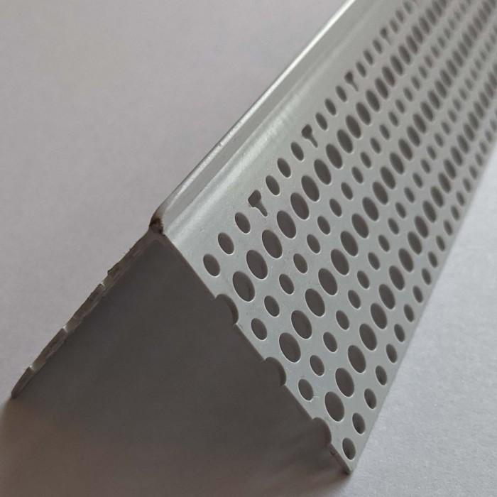 Trim-Tex Rigid Low Profile Corner Bead With Extra Long 45mm Legs Part Number RJ10CA 3m 1 Length
