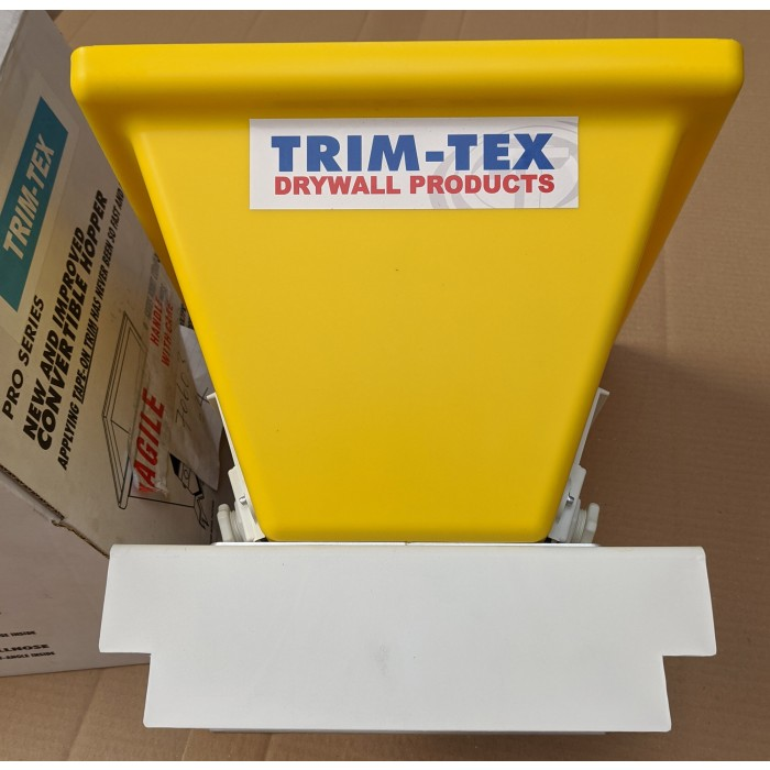 Trim-Tex 4 in 1 Hopper. Add Compound to Bead with Ease. Part Number 390