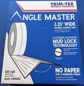 Trim-Tex Angle Master PVC Corner Tape 3 1/4