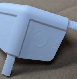 Trim-Tex 350 3 Way Bull Obtuse External Moulded Corner Adapter 921