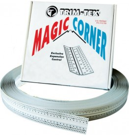 Trim-Tex Magic Corner Expansion Bead 200' Roll. Trim-Tex Part 4320