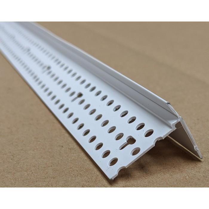 Trim-Tex Tear Away 15mm Edge PVC Bead 3m 1 Length 9110