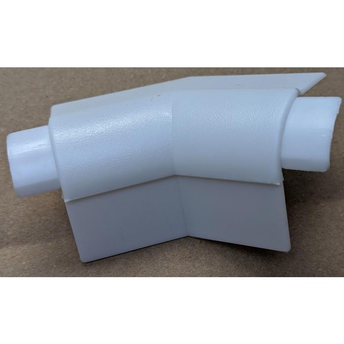 "Trim Tex 2 Way 3/4"" R. Bullnose Moulded Obtuse Internal Corner Single Piece 912"