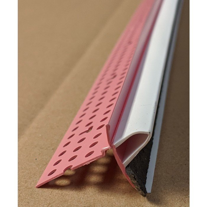 Trim-Tex 2 Hour Fire Rated Wall Mounted Deflection Bead 1 Length 3m 9260