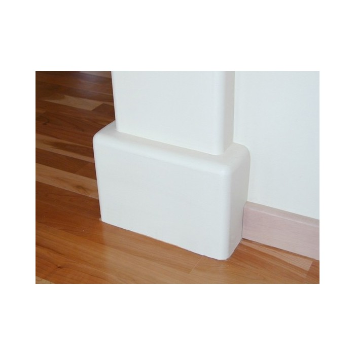 "Trim Tex 2 Way 3/4"" R. Bullnose Moulded Internal Corner Single Piece 905"