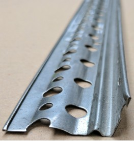 Wemico 16mm Perforated Stainless Steel Bellcast 3m 1 Length