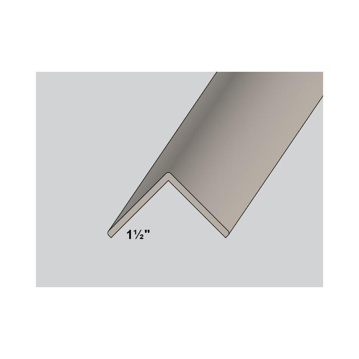 Trim-Tex White 38.1mm x 38.1mm x 2.4m PVC Corner Guard 1 Length