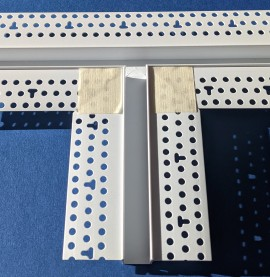 Trim-Tex 12.7mm 3 Way T-Piece Architectural Intersection Part Code AS510T