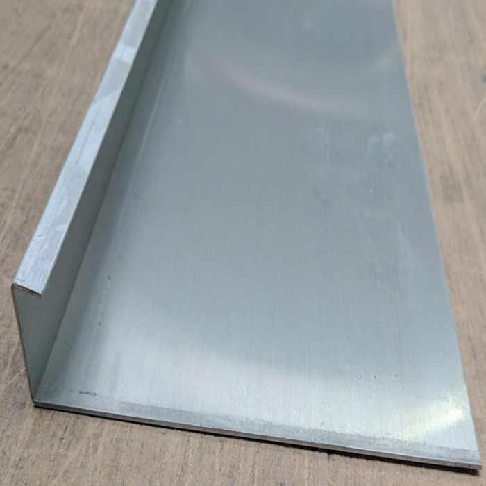 Wemico Aluminium Window Sill Cover With A Pair Of Endcaps 195mm x 2.5m 1 Cover